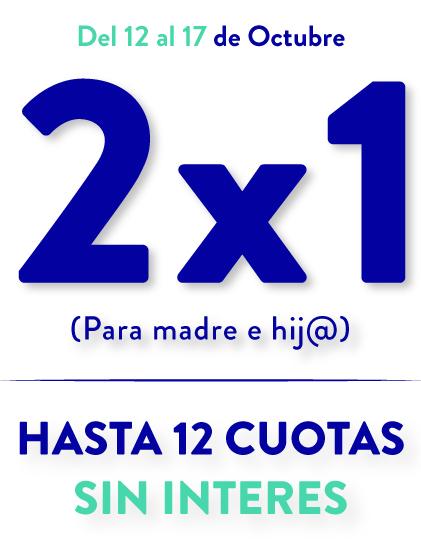 Semana De La Madre 2x1