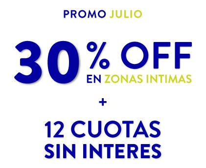 Promo Julio - Mujer